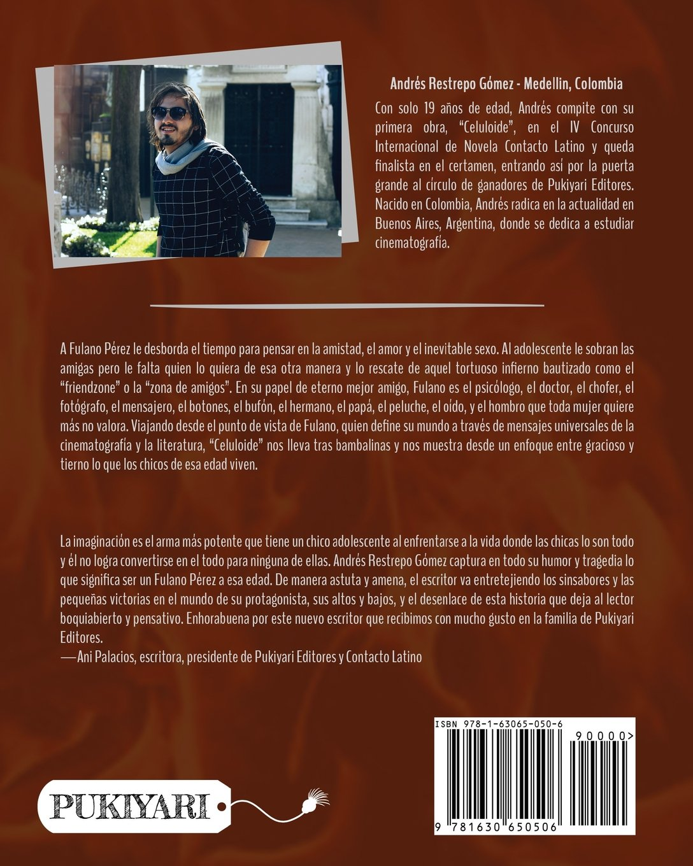 Celuloide (Spanish Edition): Andrés Restrepo Gómez: 9781630650506: Amazon.com: Books