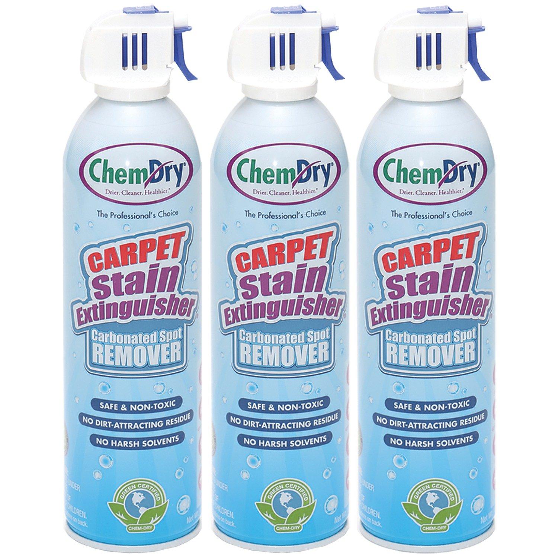 Chem-Dry Stain Extinguisher 3PK