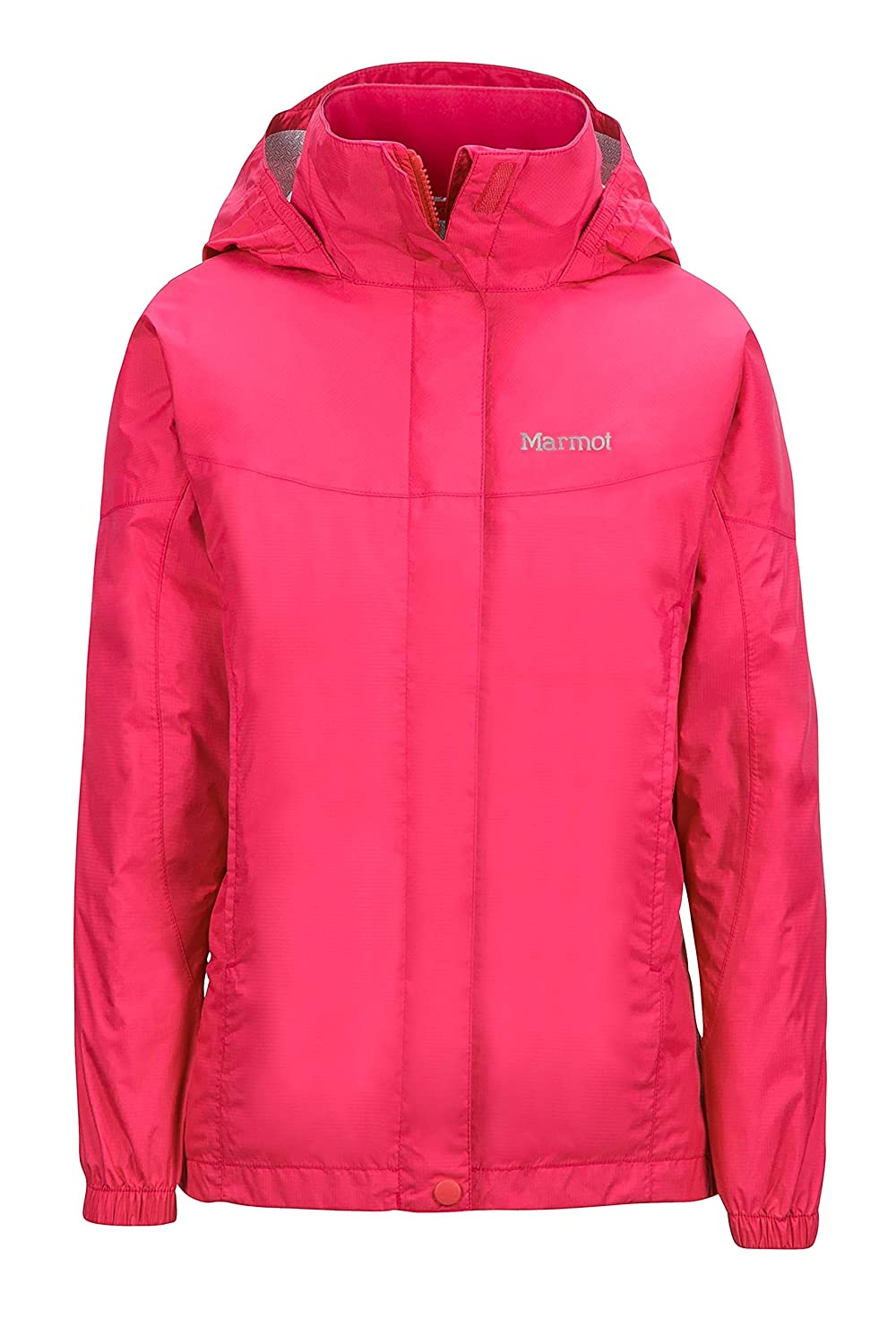 Marmot PreCip Girls' Lightweight Waterproof Rain Jacket Marmot Mountain B01N03GSMF-P