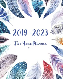 Amazon.com: 2019 - 2020 Calendar Planner Weekly And Monthly ...