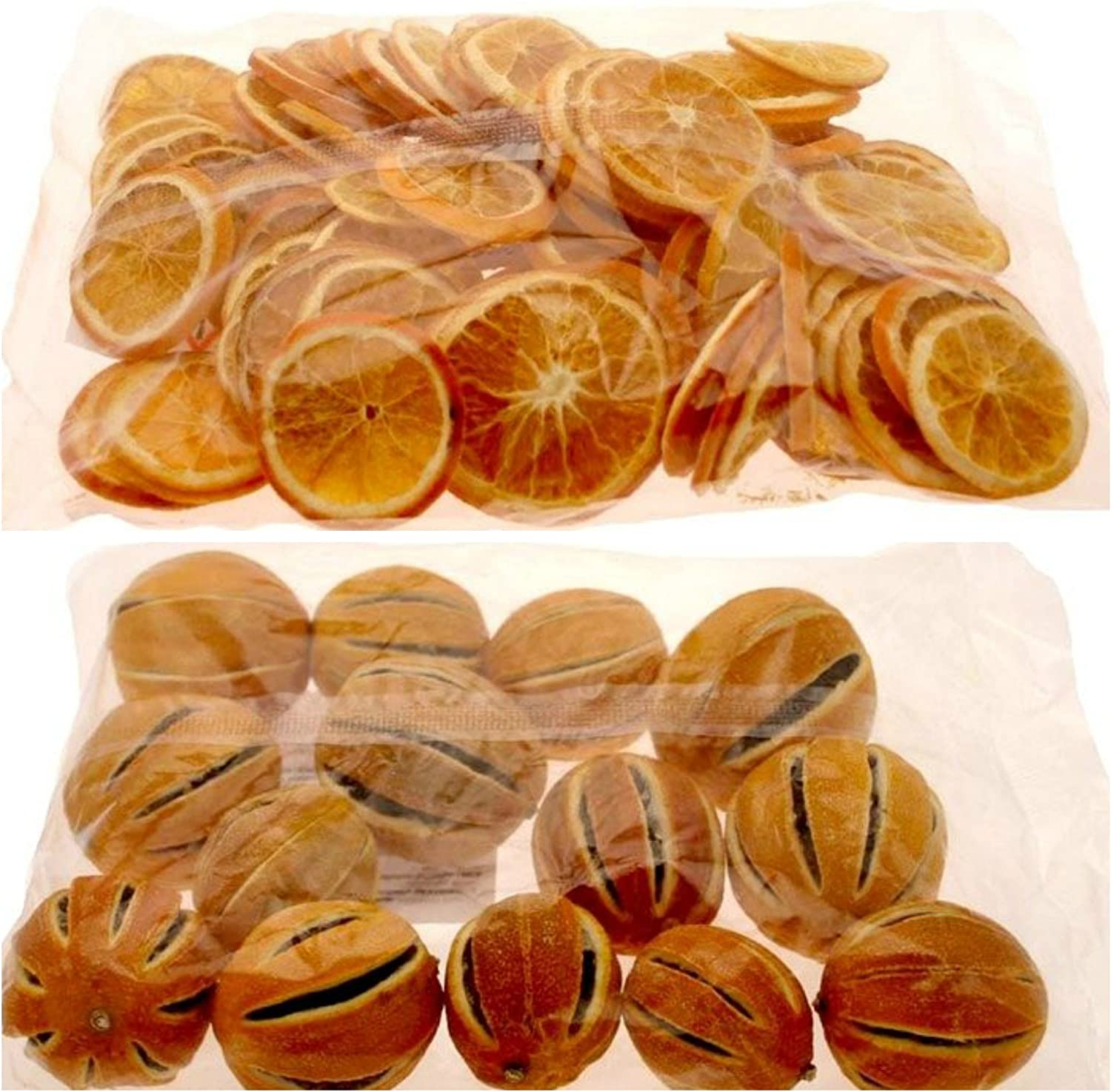 50 g Dried Green Apple Slices For Floristry /& Wreath Making