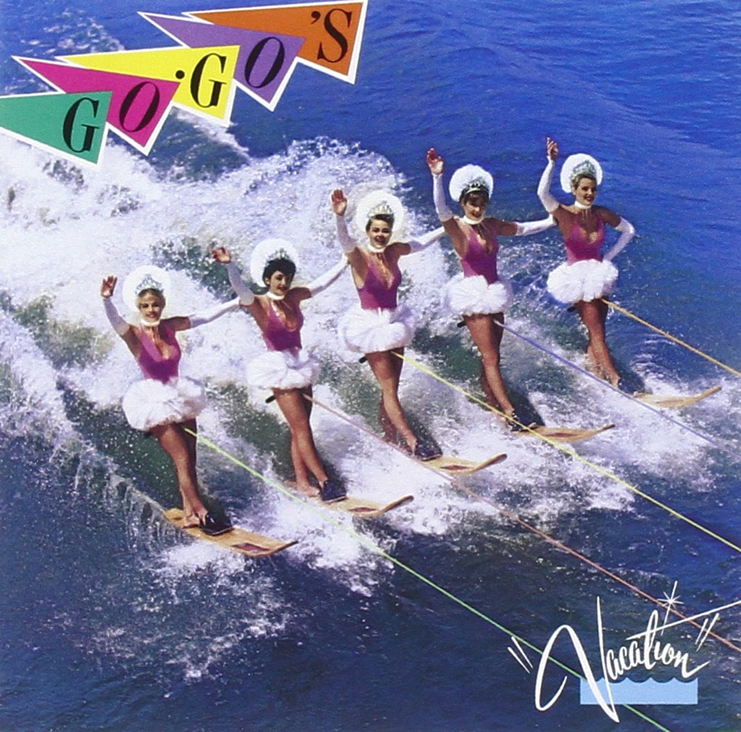 CD : The Go-Go's - Vacation (Remastered)
