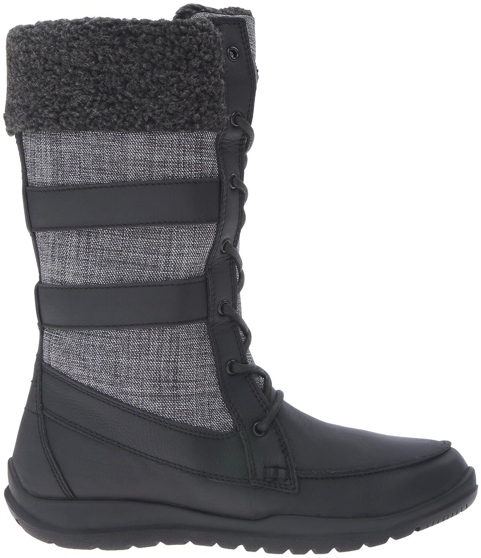 Kamik Women's Addams Snow Boot B0198WLJZA 7 B(M) US|Black