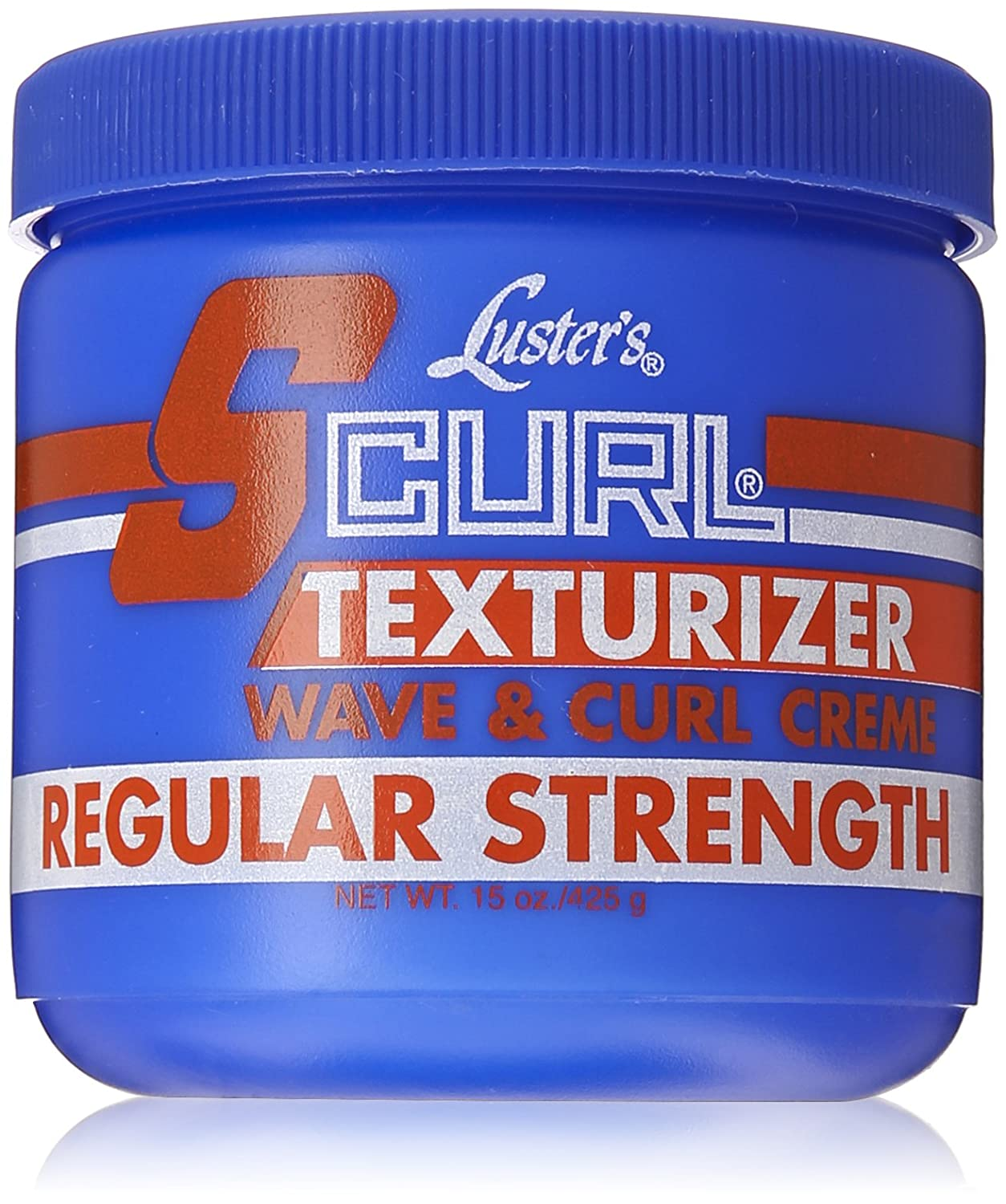 Luster's S Curl Texturizer Regular Strength, 15 Ounce Atlas Ethnic