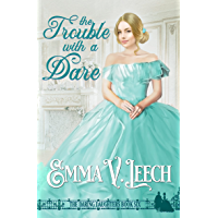 The Trouble with a Dare (Daring Daughters Book 6) (English Edition)