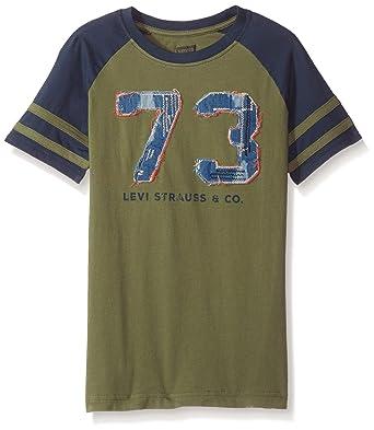 c4d925f8a13 Levi s Toddler Boys  Graphic Ringer T-Shirt