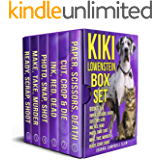 Kiki Lowenstein Cozy Mystery Books 1-6: The Perfect Series for Crafters, Pet Lovers, and Readers Who Like Upbeat Books…