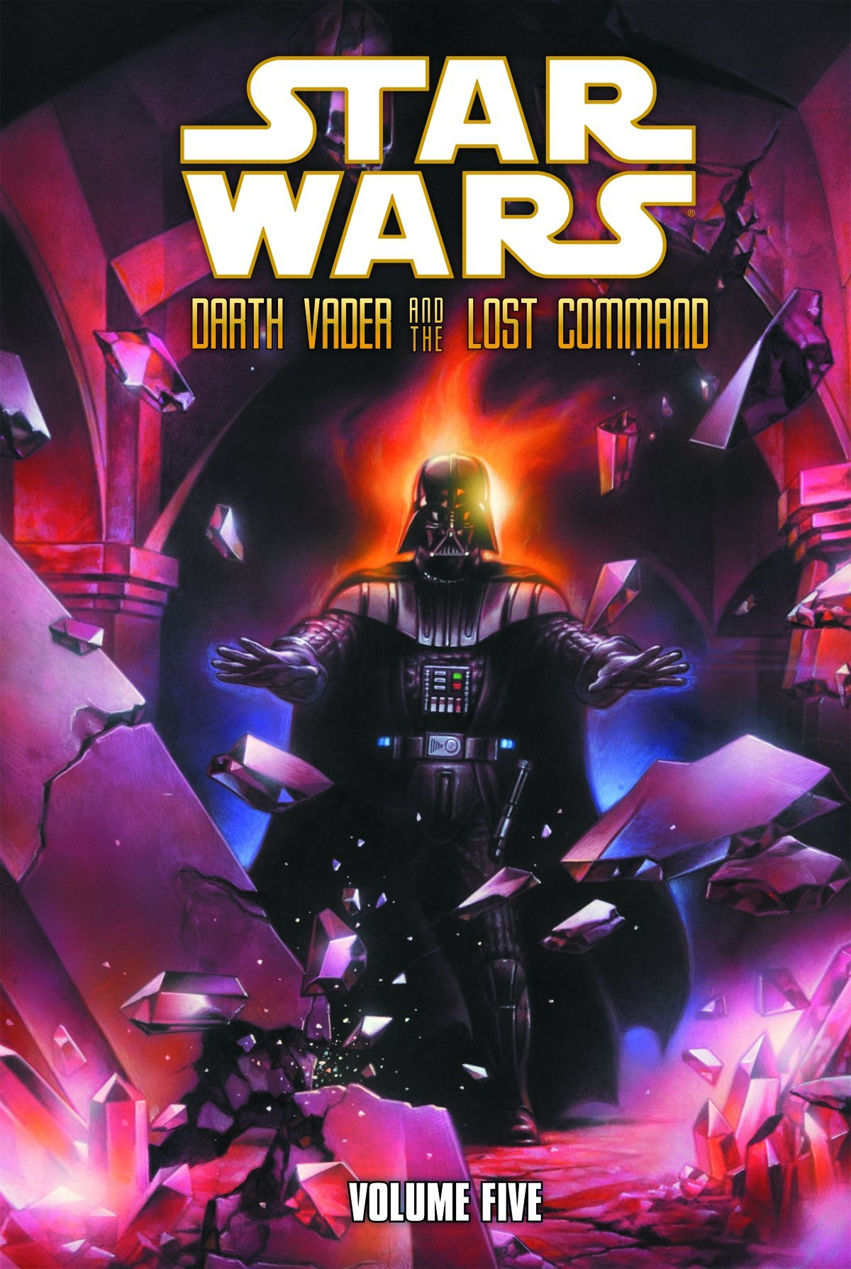 Darth Vader and the Lost Command Volume 5 (Star Wars: Darth Vader and the Lost Command) pdf epub