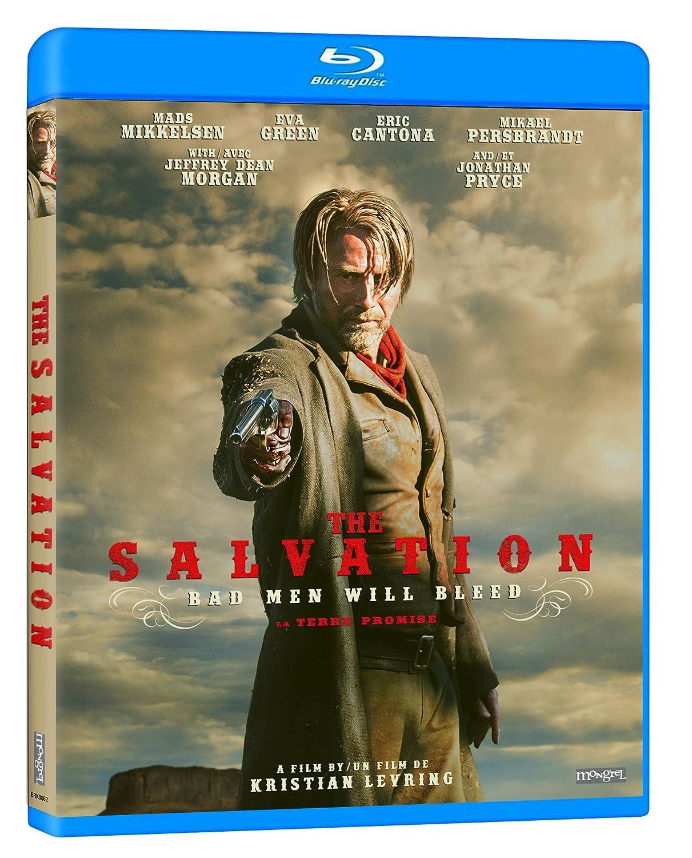 The Salvation (La Terre promise) [Blu-ray] (Bilingual) Mads Mikkelsen Eva Green Jeffrey Dean Morgan Kristian Levring