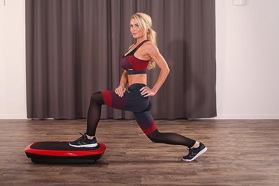 POWRX - Plataforma vibratoria Fitness Basic Duo + PDF Workout con 20 ...