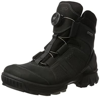 Hautes HommeNoir De Ecco Chaussures Biom Hike Randonnée Black43 2WEDH9I