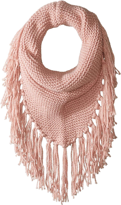 Steve Madden Women/'s Poncho Blush Pink *One Size*