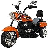 Baybee Battery Operated Cruiser Bike (Orange)