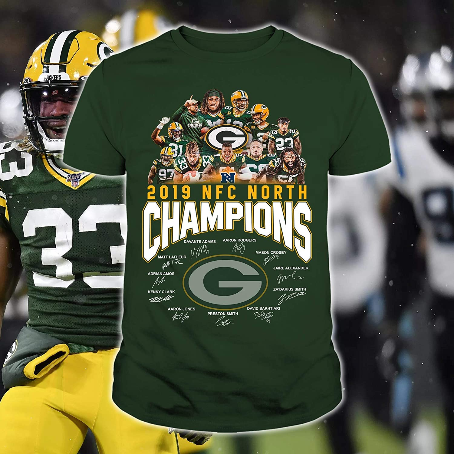 Green-Bay-Packers-2019 NFC-North
