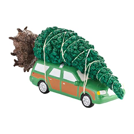Model In Christmas Vacation.Department 56 National Lampoon Christmas Vacation The Griswold Family Tree