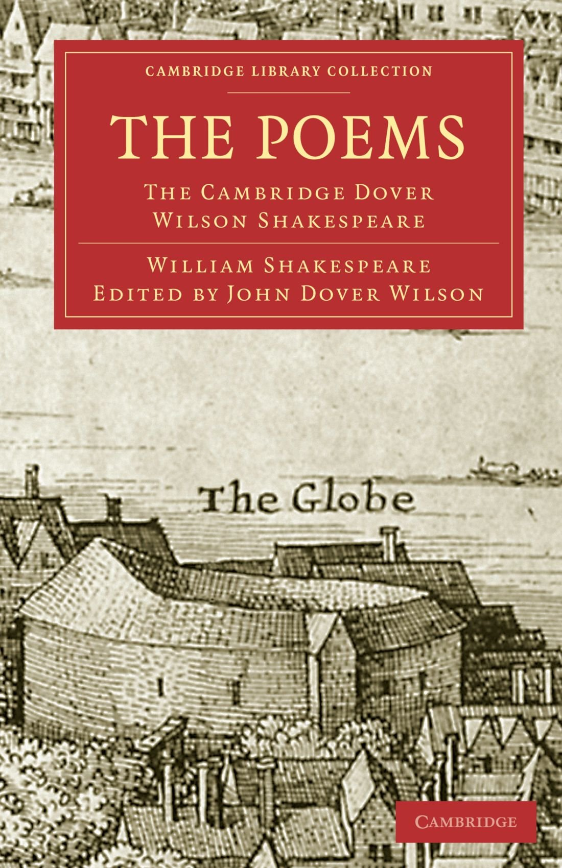 Download The Poems: The Cambridge Dover Wilson Shakespeare (Cambridge Library Collection - Shakespeare and Renaissance Drama) ebook