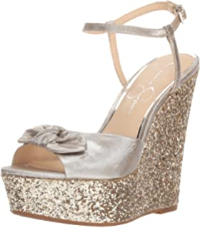 c95bdf531ee4 Jessica Simpson Women s Amella Wedge Sandal