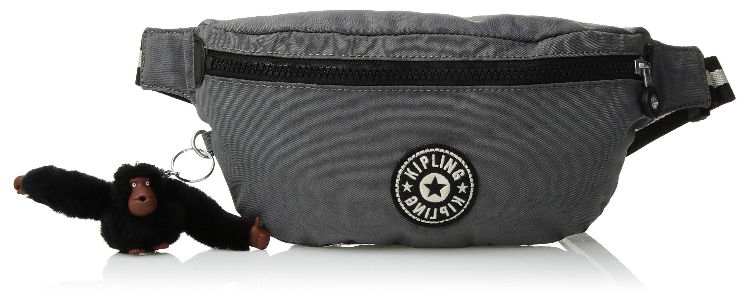 Kipling Breah Solid Waistpack, Dusty Grey