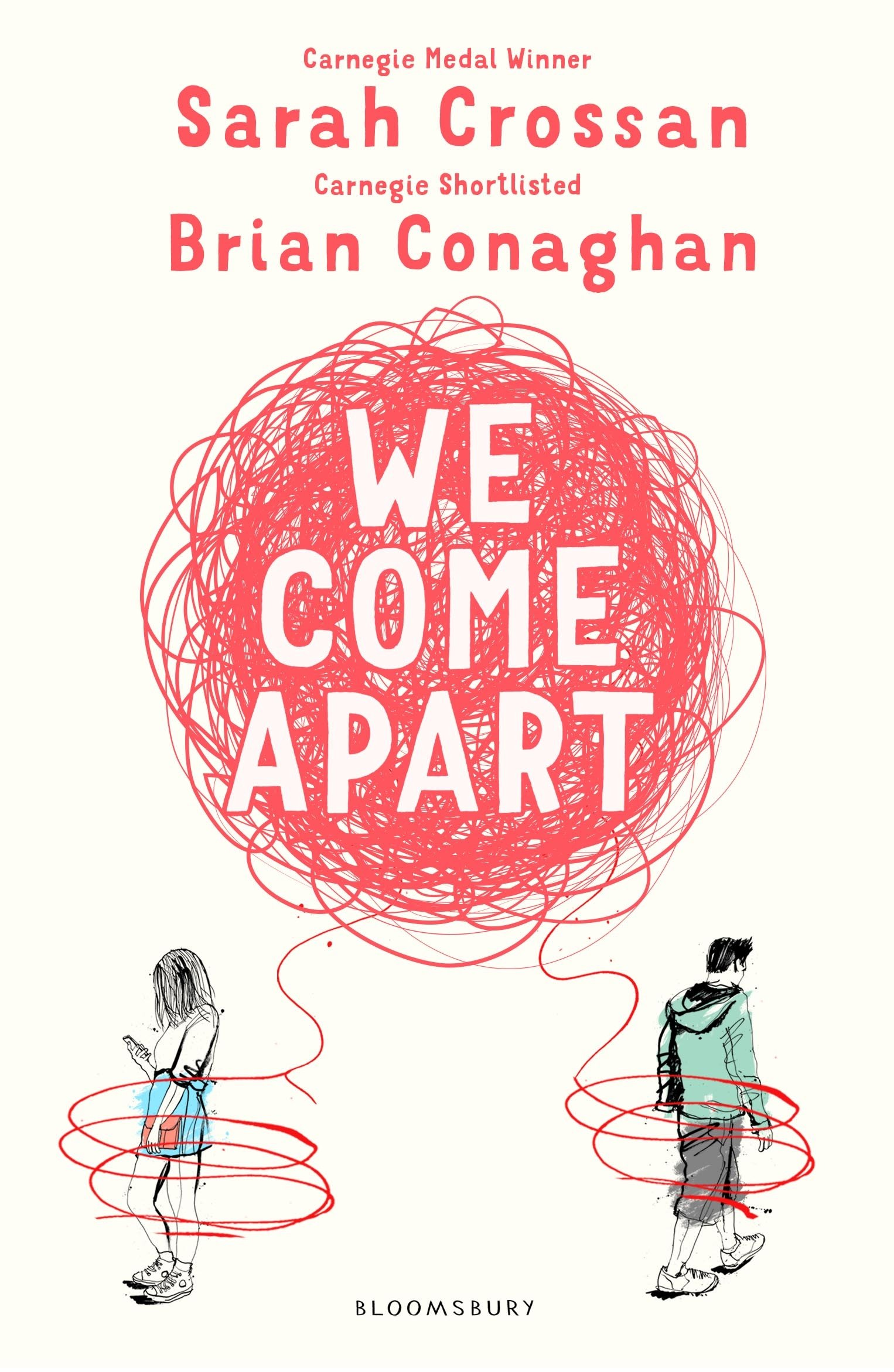 Buy WE COME APART by Sarah Crossan and Brian Conaghan