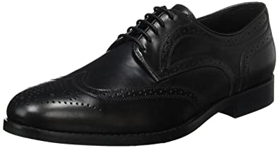 Mens U Hampstead D Brogue Geox Brand New Unisex Sale Online Cheap Sale With Paypal Discount Fashion Style 100% Authentic Online XjwVm