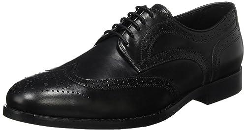 Geox U Hampstead D, Zapatos de Vestir para Hombre: Amazon.es ...