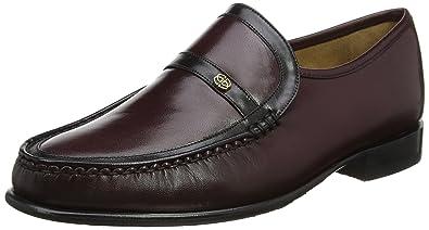 a786e5e3fda0 Barker Men's Jefferson Loafers