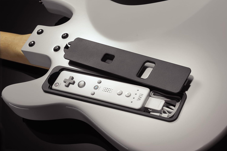 Logitech - Guitarra Inalámbrica Wii: Amazon.es: Informática