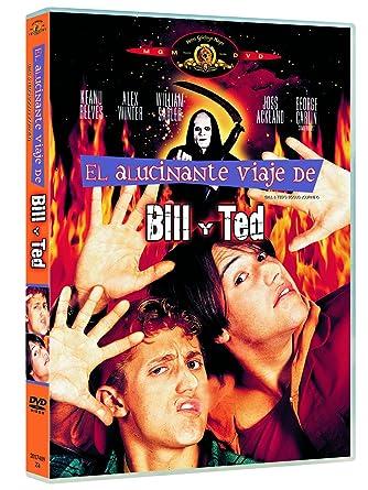 El Alucinante Viaje De Bill Y Ted [DVD]: Amazon.es: Varios ...