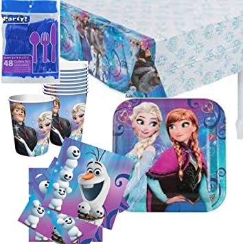 Disney FROZEN Elsa Anna /& Olaf 16 Colouring Pencils