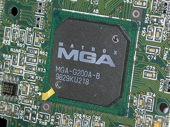 MATROX MGA-G200A-D2 WINDOWS DRIVER