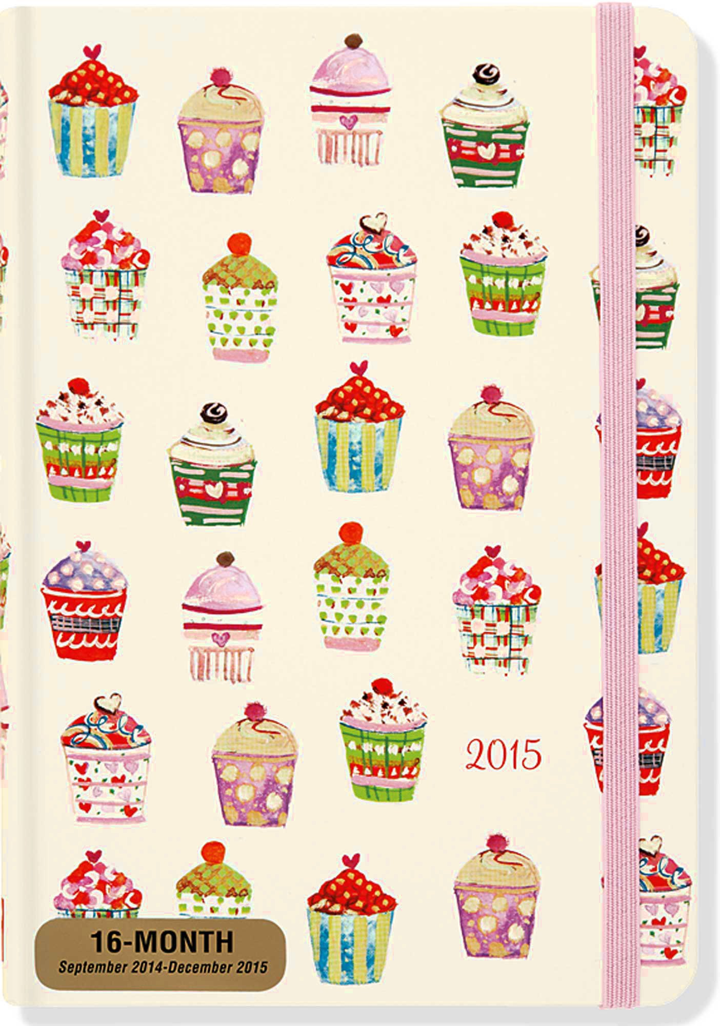 Cupcakes 2015 Calendar