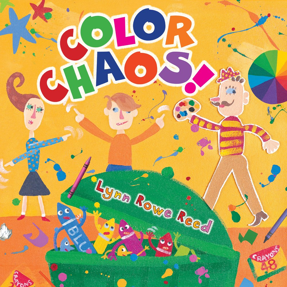 Color Chaos!: Lynn Rowe Reed: 9780823422579: Amazon.com: Books