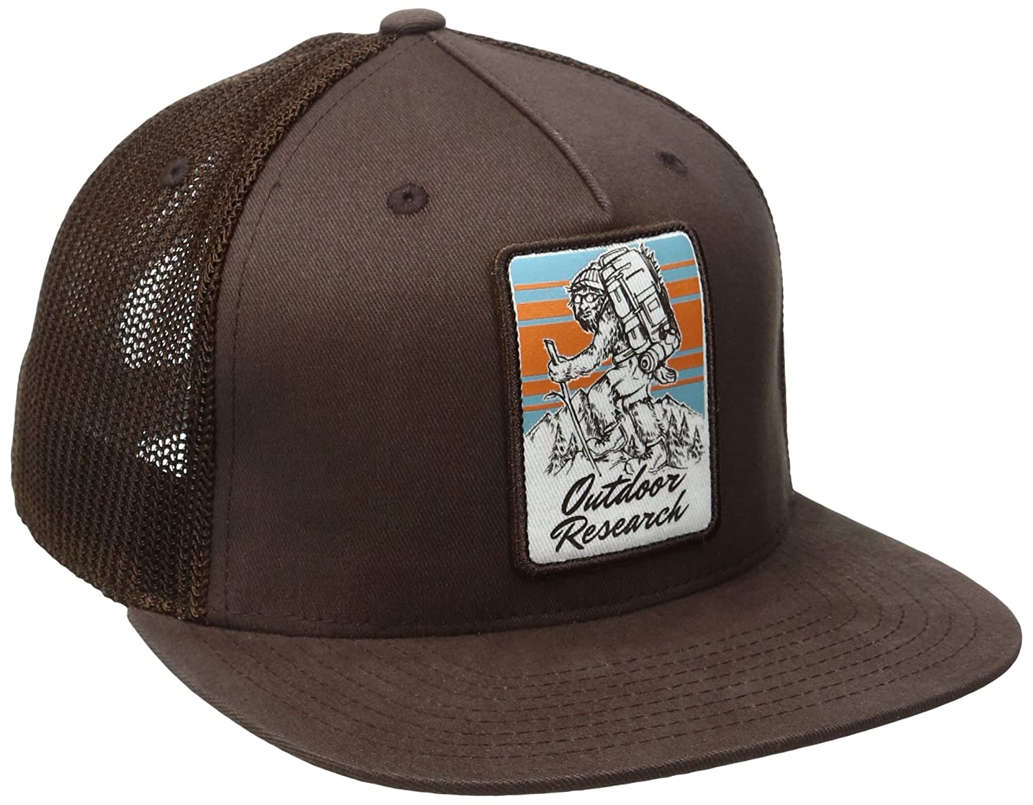 9fe1c892f10 Outdoor Research 243524 Squatchin' Trucker Cap, One Size, Earth: Amazon.ca:  Sports & Outdoors