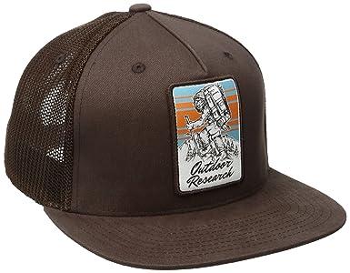 8e631fe691f Amazon.com  Outdoor Research Squat Chin  Trucker Cap  Clothing