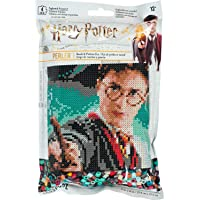 Perler Beads Harry Potter Pattern and Fuse Bead Kit, 11'' X 11'', 3503Pc