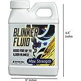 Blinker Fluid-HAND HELD VERSION-Hilarious Gag Gift-Stocking Stuffer-Car Prank-8 oz Bottle