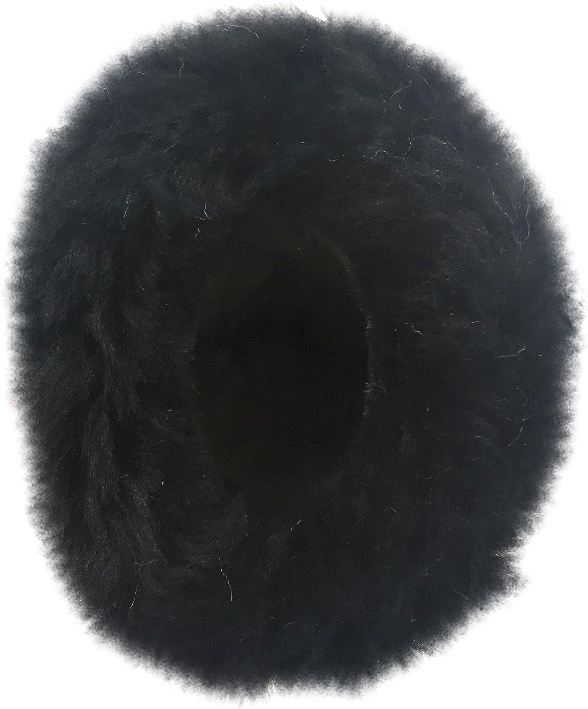 Lambskin Specialties Womens Canadian Natural 100/% Sheepskin Mittens
