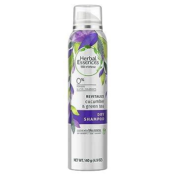 Image result for Herbal Essences Bio:Renew Cucumber & Green Tea Dry Shampoo Cucumber & Green Tea