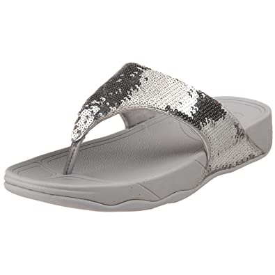 fitflops electra silver size 2