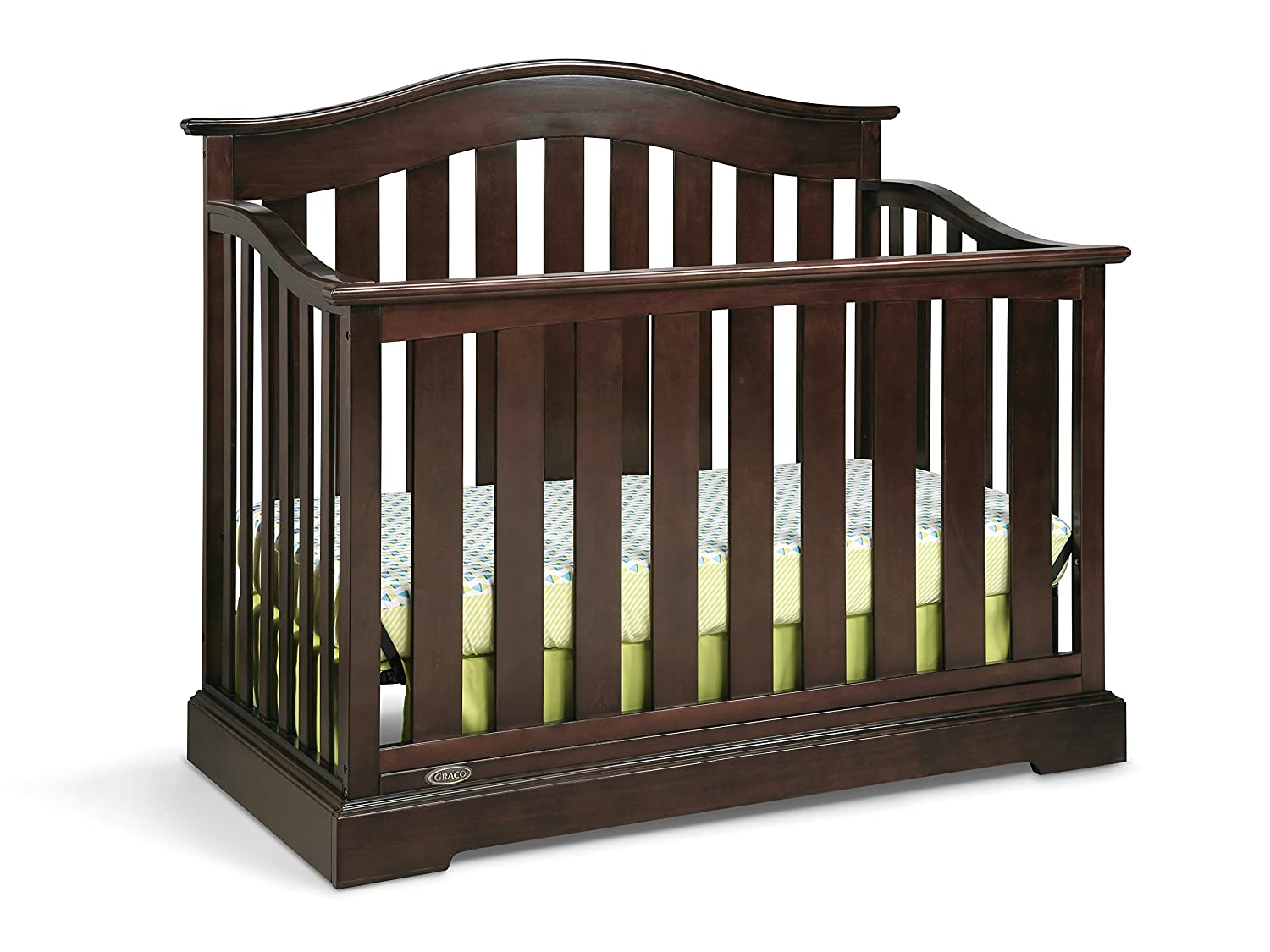 How To Convert A Graco Crib Into Toddler Bed Best
