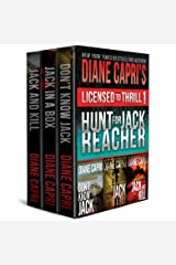 Licensed to Thrill 1: Hunt For Jack Reacher Series Thrillers Books 1-3 (Diane Capri's Licensed to Thrill Sets) Kindle Edition