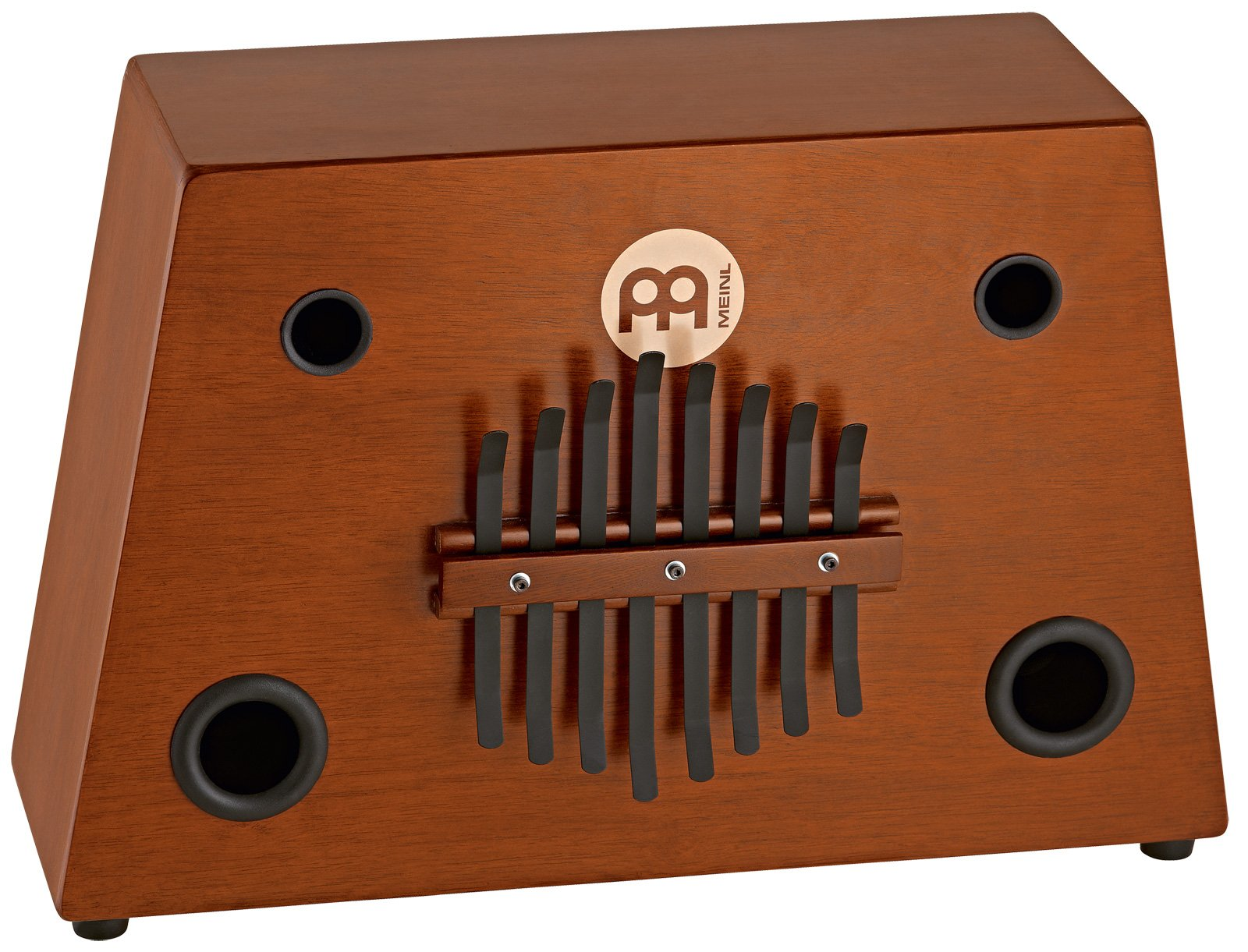 Meinl Percussion Marimbula, 8 Steel Tongues - Tuning: F C G D F A D G by Meinl Percussion