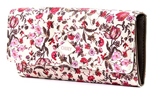 Oilily - Vivid Purse Lh12f, Carteras Mujer, Rosa (Fuchsia), 1x9.5x18 cm (W x H L): Amazon.es: Zapatos y complementos