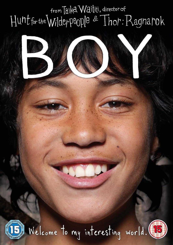 Boy [DVD] [Reino Unido]