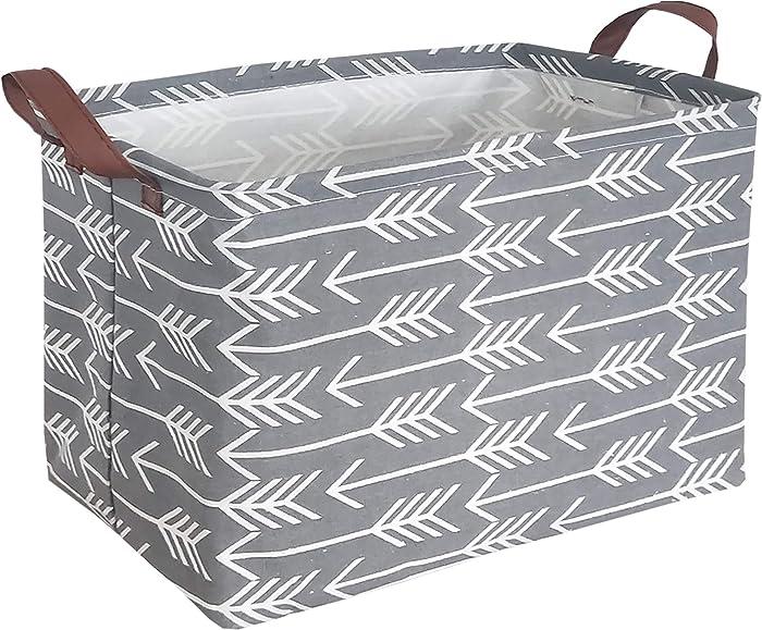 Top 10 Large Folding Laundry Storage Basket Anchor