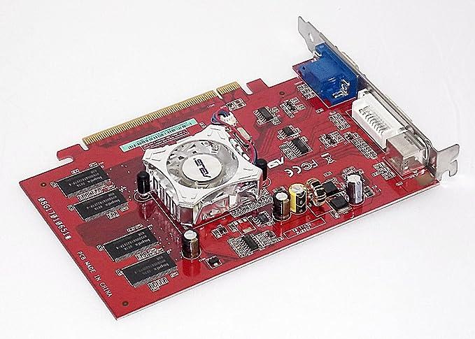 Amazon.com: ASUS eax550/TD (RoHS)/128 M/A – Tarjeta gráfica ...