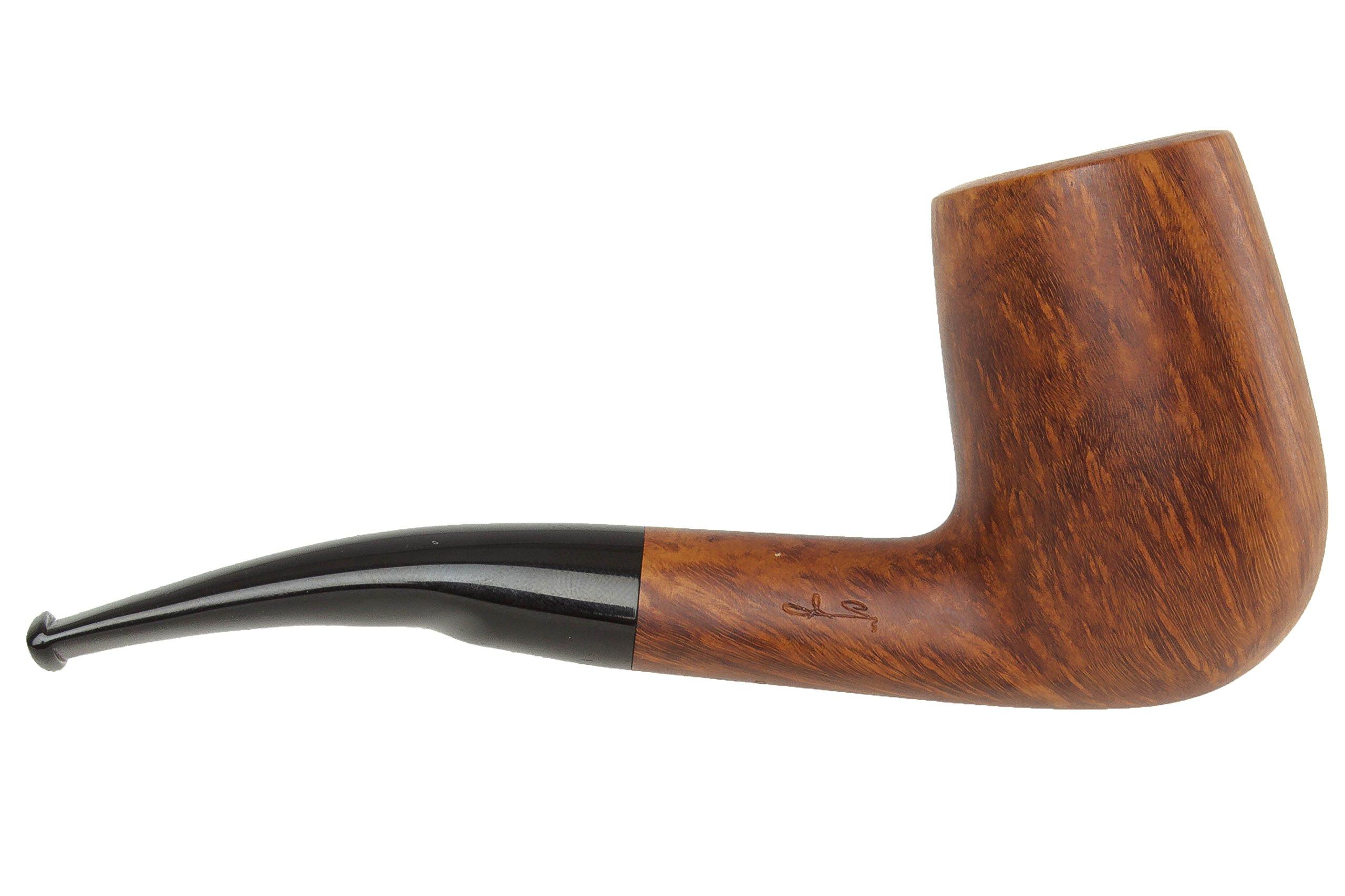 Savinelli Autograph Smooth 5 Tobacco Pipe - TP4122 by Savinelli (Image #2)