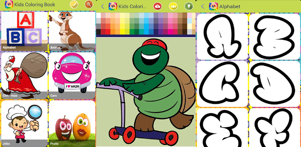 Magic Coloring Book For Kids: Amazon.es: Appstore para Android