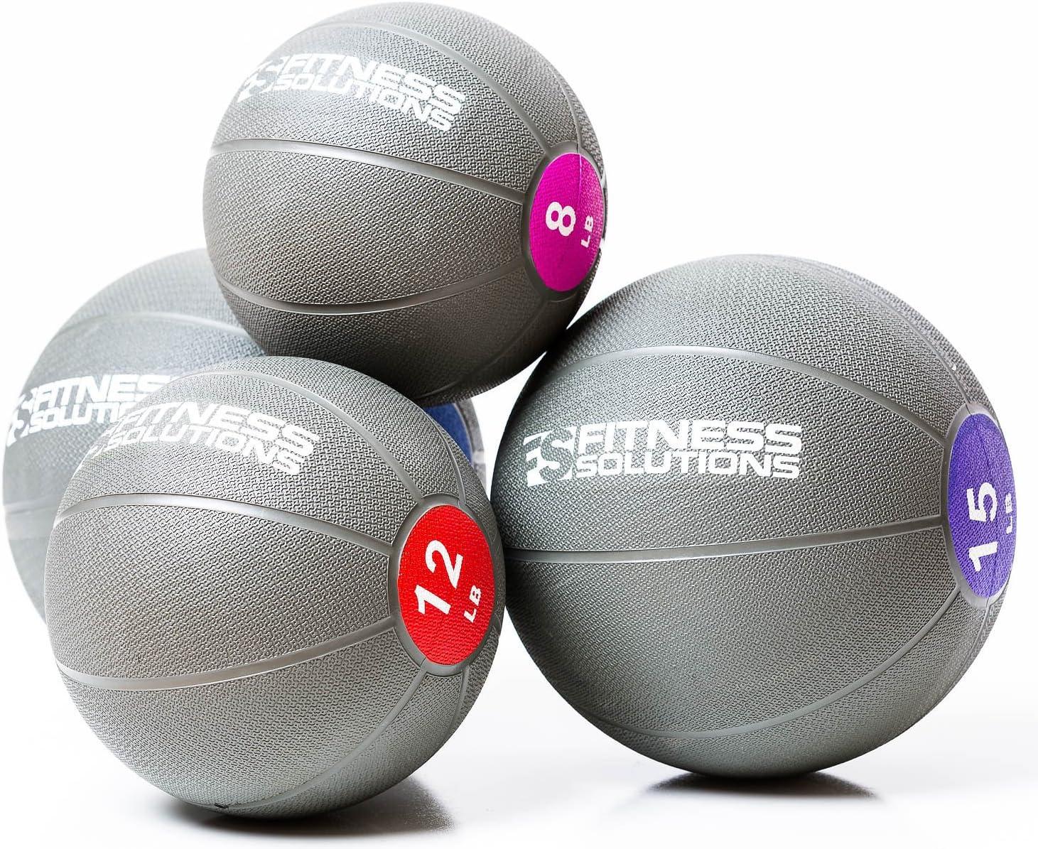 Fitness Solutions Medicine Ball