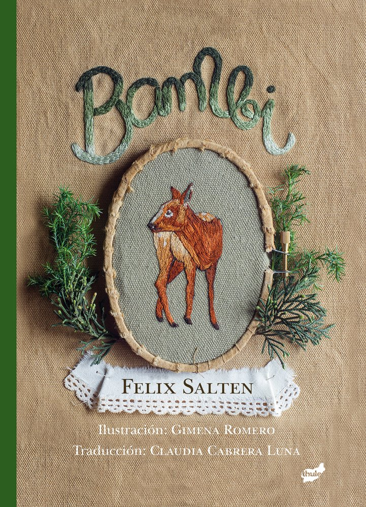 Bambi (Spanish Edition) pdf epub